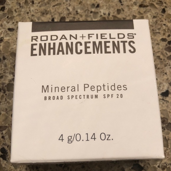 1efff9ff73c R + F Makeup | Rodan Fields Enhancements Mineral Peptides | Poshmark